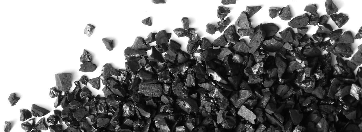 Filtro de Água com Carvão Ativado