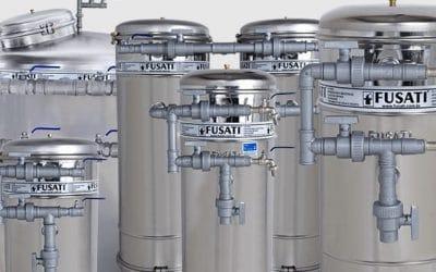 Empreendimentos com 100% de água pura