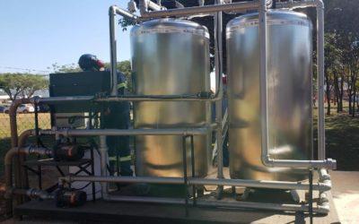Água de Reúso Para Atividades Industriais