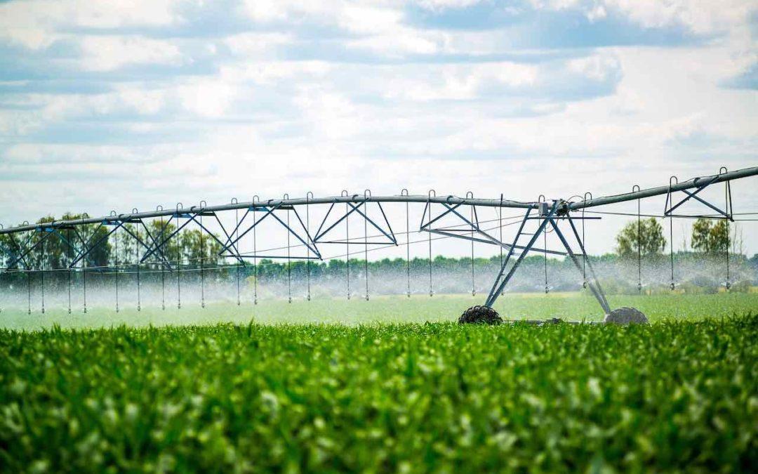 Agricultura Consome 52% da Água Captada no Brasil